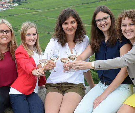 Die fünf Kanidatinnen (Foto: Linzmeier-Mehn)