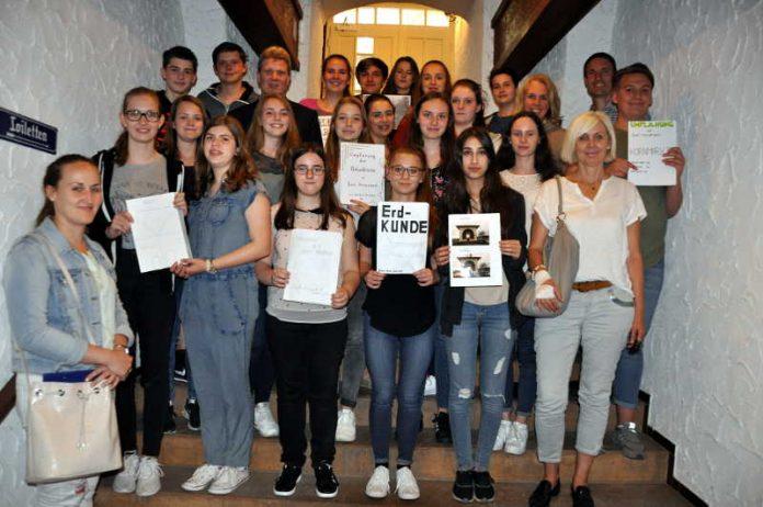 Erdkundeprojekt Bad Kreuznach LiHii
