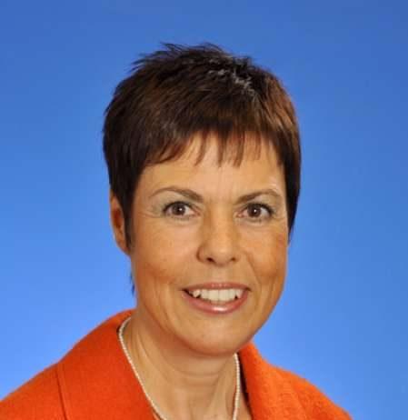 Anette Weigler ist Leiterin der Geschäftsstelle des Deutschen Kinderschutzbundes Kreisverband Neckar-Odenwald-Kreis (Foto: Deutscher Kinderschutzbund Kreisverband Neckar-Odenwald-Kreis)