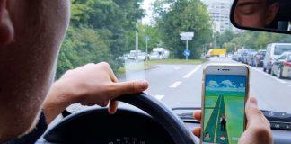Pokemon Go: Nichts für den Straßenverkehr (Foto: ADAC)