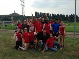 LGR-Team in Wattenscheid (Foto: LG Region Karlsruhe)