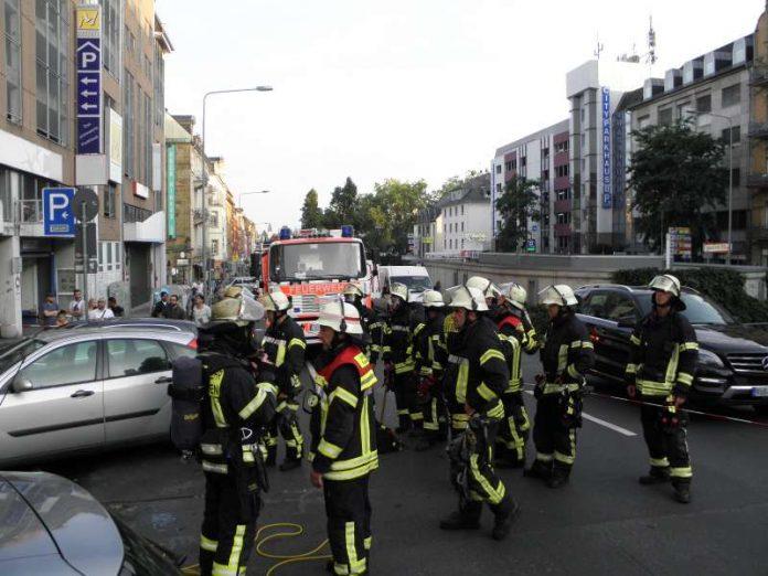 Wiesbaden Kellerbrand In Der Schwalbacher Straße Metropolnewsinfo