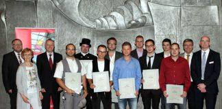 Preisverleihung Stiftung HWK