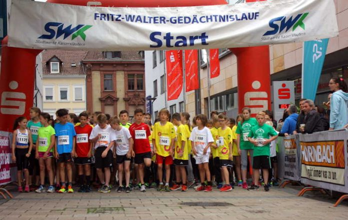 Start-Lauf- Hornbach-City-Lauf