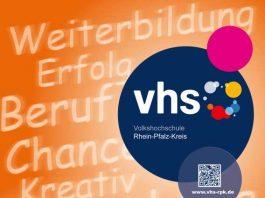 Das neue VHS-Programm (Foto: Kreisverwaltung Rhein-Pfalz-Kreis)