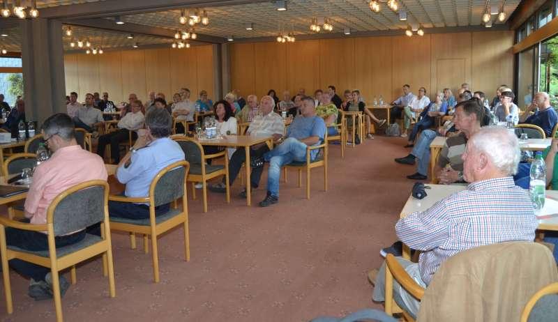 Bürgerversammlung zur Verkehrssituation im Fliegerviertel – intensive und fruchtbare Diskussion (Foto: Stadt Landau in der Pfalz)