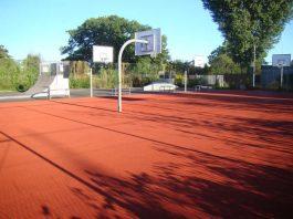 Die Sportflächen der ehemaligen Mark Twain Schule auf den Flächen des US-Militärs in der Heidelberger Südstadt sind ab sofort für die Heidelberger Bevölkerung zugänglich (Foto: Stadt Heidelberg)