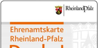 Ehrenamtskarte (Foto: Staatskanzlei RLP/Viskon)