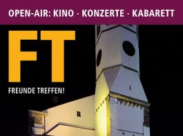 Titelbild des Sommerfestival-Flyers (Foto: Stadt Frankenthal)a