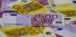 Symbolbild, Geld, Scheine, hohe Geldscheine © Pixabay