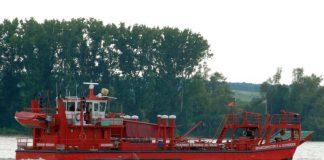 Feuerlöschboot (Foto: Stefan Gärth / Feuerwehr Wiesbaden)