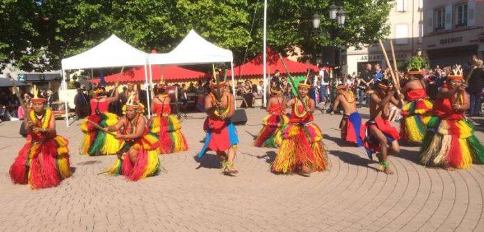 Das Hopfenfest ist ein Festival der Rhythmen und Farben aus aller Welt (Foto: Stadt Landau in der Pfalz)