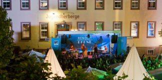 Renolit-Bühne (Foto: Bernward Bertram)