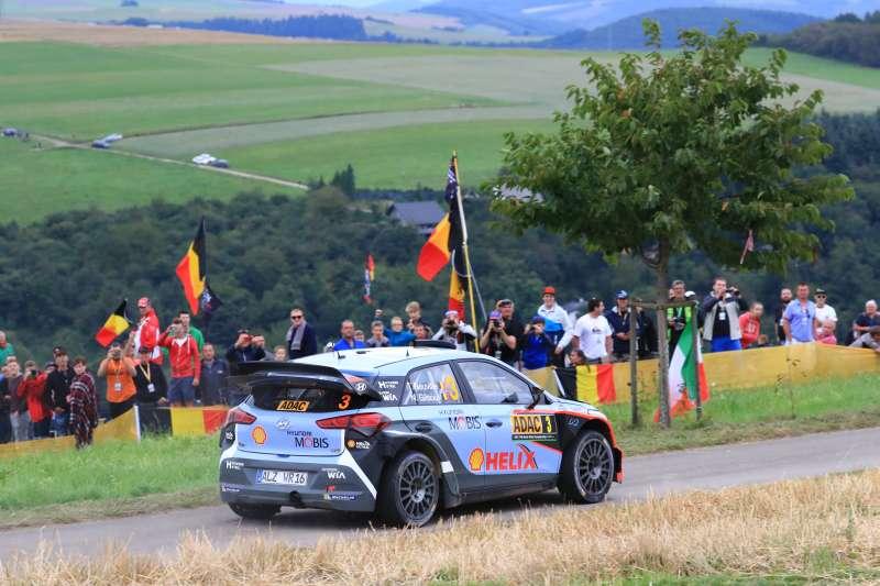 Thierry Neuville im Hyundai (Foto: ADAC Motorsport)