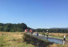 Flächenbrand in der Nähe der Autobahnanschlussstelle Neustadt-Süd (Foto: Feuerwehr Neustadt)