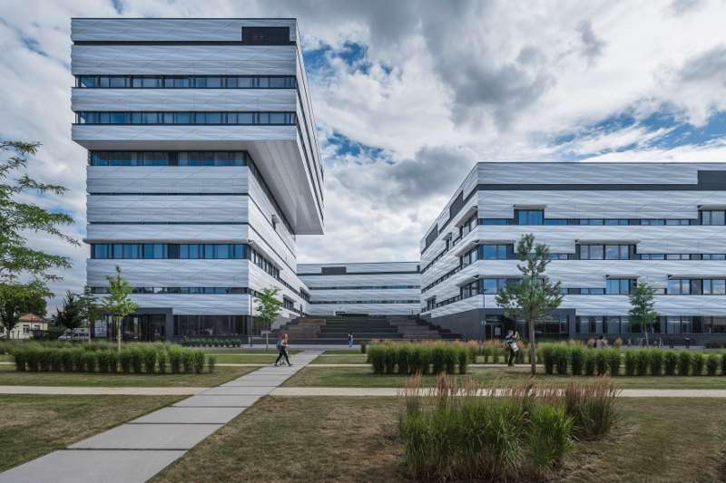 Heidelberg Engineering Skylabs Büro- und Laborgebäude (Foto: BHP Agentur für Bild und Konzept GmbH)