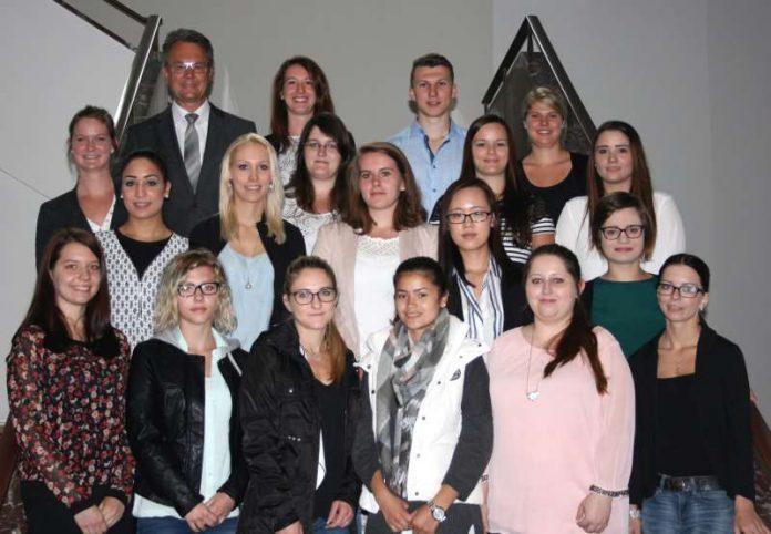 Nachwuchskräfte der Justiz (Foto: Oberlandesgericht Zweibrücken)
