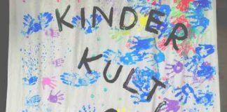 Plakat zum Kinderkulturtag