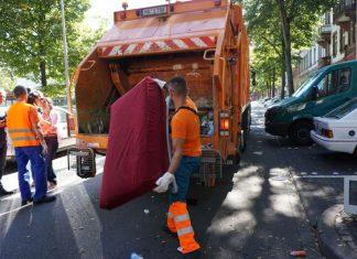 Die Abfallwirtschaft Mannheim entsorgt jährlich rund 9.000 Tonnen Sperrmüll sauber und schnell. (Foto: Stadt Mannheim)
