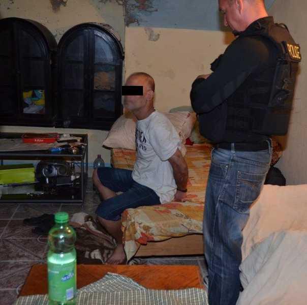 Einer der in Ungarn festgenommenen Schleuser