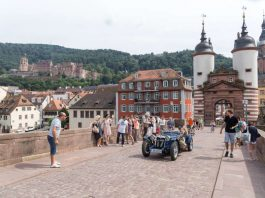 HeidelbergHistoric 22.07.2016 (Foto: Markus Bollen)