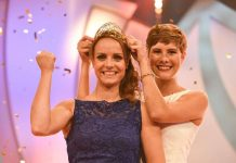Die neue Deutsche Weinkönigin heißt Lena Endesfelder (Foto: DWI)