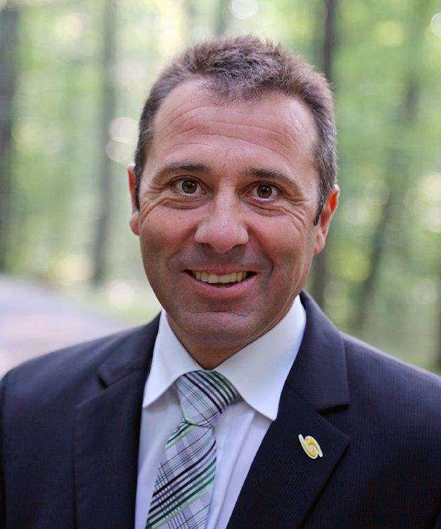 OB Jörg Albrecht (Foto: Stadtverwaltung Sinsheim)