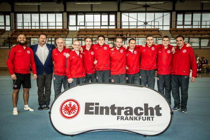 Eintracht-Turner (Foto: Arndt Götze)