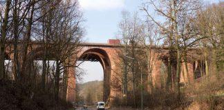 Waschmühltalbrücke bei Kaiserslautern (Foto: E.K. / Wikipedia - CC BY-SA 3.0)