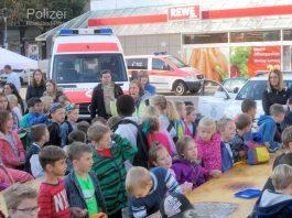"Rund 1.000 Kinder nahmen am ""Tag des Kindes"" teil"