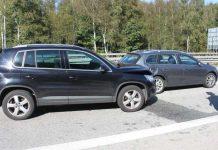 Die Unfallstelle auf der Autobahn A6 in Richtung Kaiserslautern hinter der Anschlussstelle Waldmohr