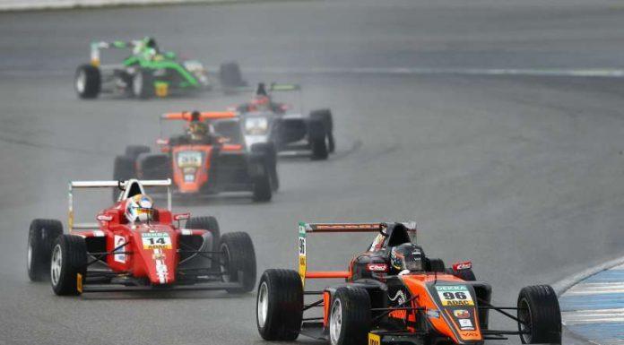Zweiter Sieg in Hockenheim für Joey Mawson vor Thomas Preining (Foto: ADAC Motorsport)