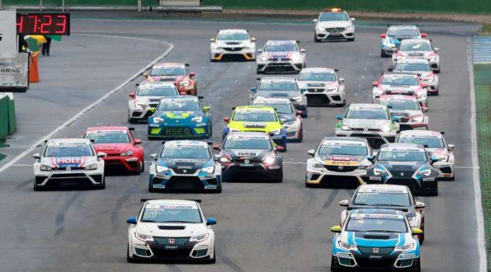 In Hockenheim ging das größte Teilnehmerfeld der Premierensaison an den Start (Foto: ADAC Motorsport)