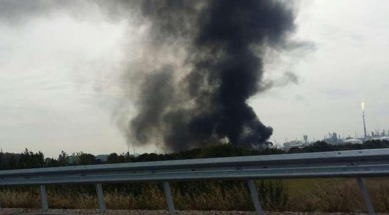 basf explosion heute
