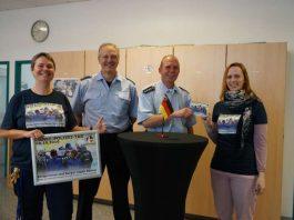 Danke-Polizei-Tag (nicht nur) bei der Polizeiinspektion Neustadt (Foto: Holger Knecht)