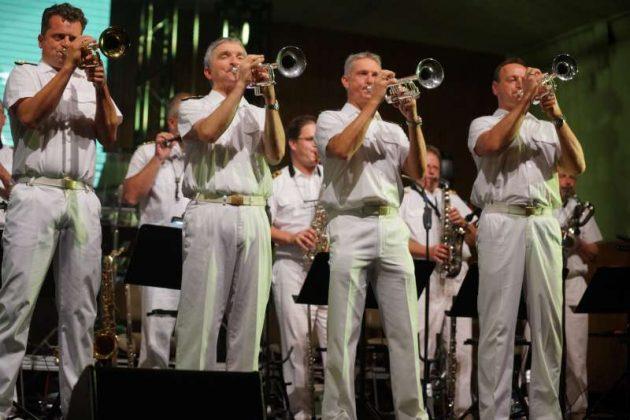 Der Trompetensatz (Foto: Holger Knecht)