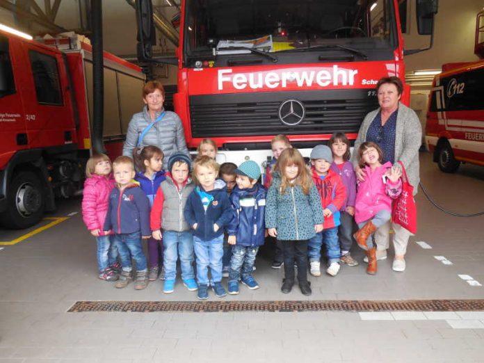 Kita bei Freiwillige Feuerwehr Bad Kreuznach