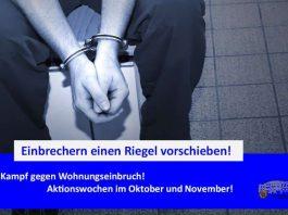 Einbrechern einen Riegel vorschieben (Quelle: Polizeipräsidium Westpfalz)