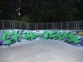 Skatepark Bruchsal.