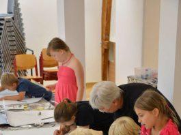 Impressionen Workshop im Aktiven Museum, Forum ALTE POST in Pirmasens (Foto: Rüdiger Buchholz)