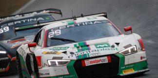 Gute Ausgangslage für die Tabellenführer De Phillippi/Mies (Foto: ADAC Motorsport)