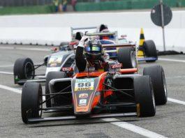 Mit seinem neunten Saisonsieg sicherte sich Joey Mawson die Meisterschaft in der ADAC Formel 4 (Foto: ADAC Motorsport)