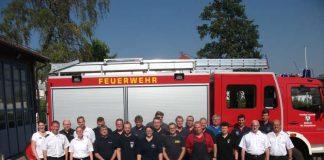 """20 Feuerwehrangehörige aus dem Neckar-Odenwald- und Rhein-Neckar-Kreis besuchten den Lehrgang """"Ausbilden für Führungskräfte"""", der von der Landesfeuerwehrschule Baden-Württemberg durchgeführt wurde. (Foto: Landratsamt NOK)"""