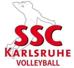 Logo SSC Karlsruhe Volleyball