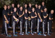 SSC Karlsruhe Volleyball Team (Foto: Andreas Arnd)