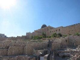 Der Tempelberg in Jerusalem (Foto: Pixabay)