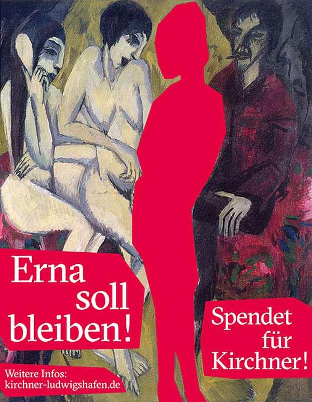 Erna soll bleiben (Foto: Stadt Ludwigshafen)