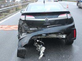 Zu insgesamt sieben Unfällen kam es im morgendlichen Berufsverkehr