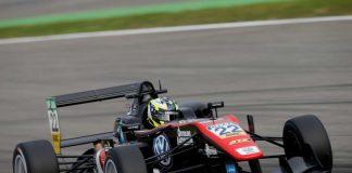 22 Joel Eriksson (SWE, Motopark, Dallara F312 - Volkswagen), FIA Formula 3 European Championship, round 10, Hockenheimring (DEU), 14. - 16. October 2016 (Foto: FIA Formel 3 Europameisterschaft)