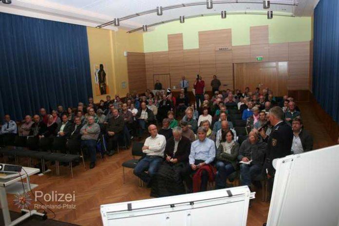 Gut besucht war das Bürgerforum in Kusel